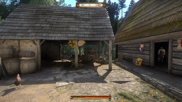 Kingdom Come: Deliverance From the Ashes Workers Guide