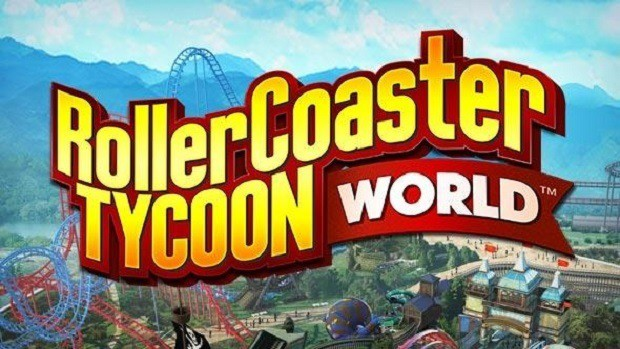 RollerCoaster Tycoon Adventures Nintendo Switch