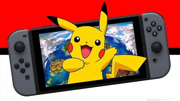 2019 Nintendo Switch Pokemon Game