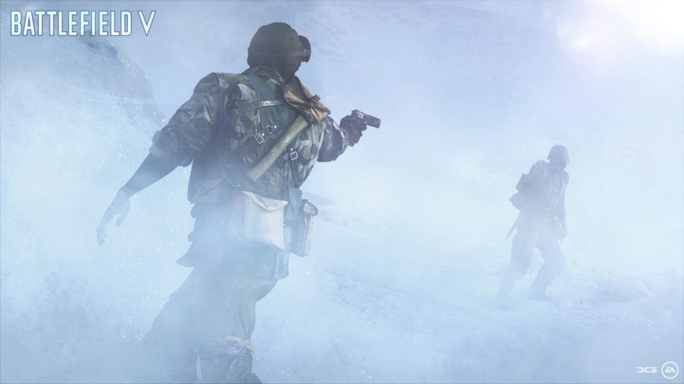 Battlefield V Grand Operations and multiplayer modes