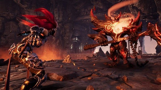 darksiders 3 God of War