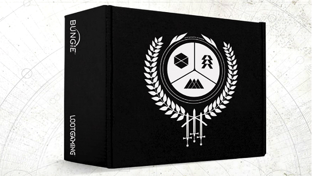 Destiny 2 Loot Crate And June Lootgaming Box Content Revealed