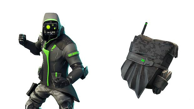 Third Fortnite Twitch Prime Pack Features New Leaked ...