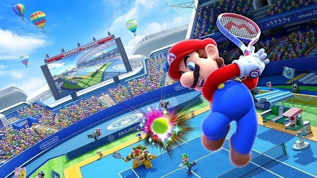 Mario Tennis Aces Guide