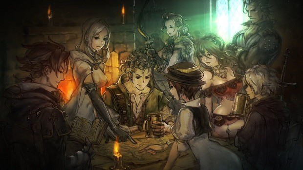 Octopath Traveler Golden Axe | Octopath Traveler Items Guide | Octopath Traveler Leveling Guide