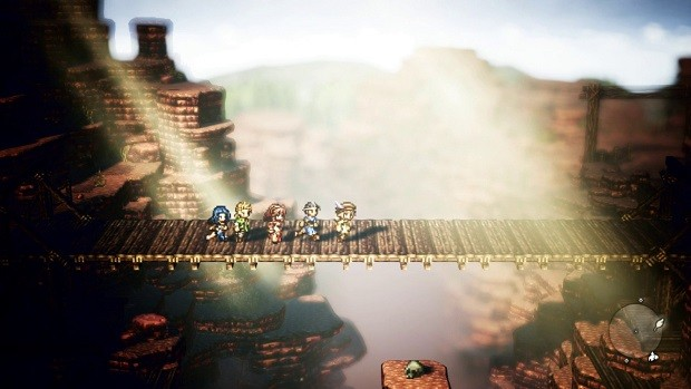 Octopath Traveler Shrines Locations Guide