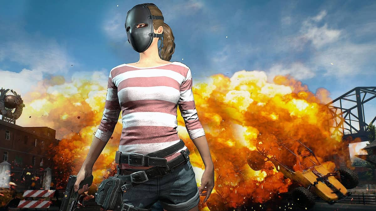 Pubg Game Girl Fanart Hd Games 4k Wallpapers Images: Should PUBG Go Free-to-Play To Compete With Fortnite