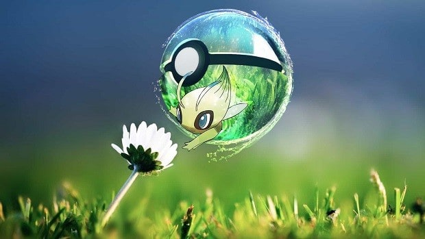 Pokemon Go Celebi Guide