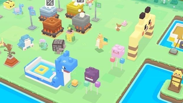 Pokemon Quest Legendary Pokemon Guide