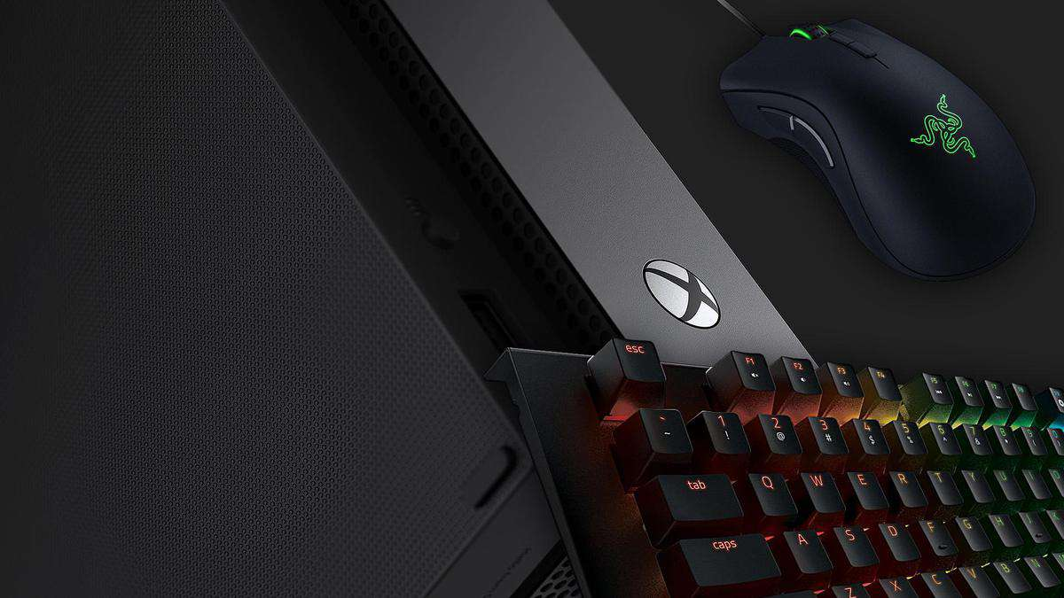 Expectations From the Upcoming Official Xbox One Mouse and Keyboard Support