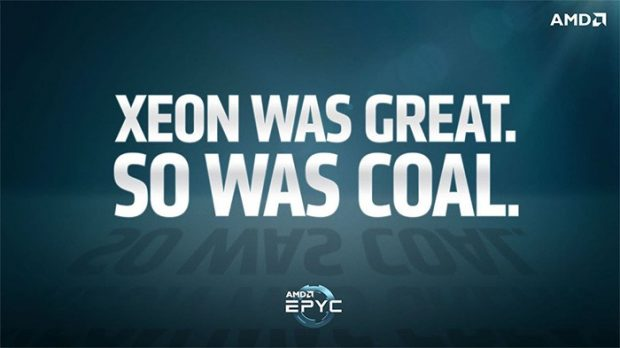 AMD EPYC calls out Intel XEON