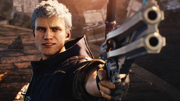 Devil May Cry 5 leaked cinematic