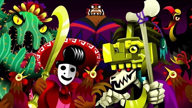 Guacamelee 2 Good Ending Guide