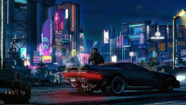 New Gamescom 2018 screenshots for Cyberpunk 2077 released