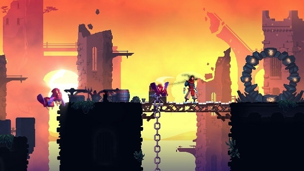 Dead Cells Combat Guide – Enemy Patterns, Stomping, Playstyle