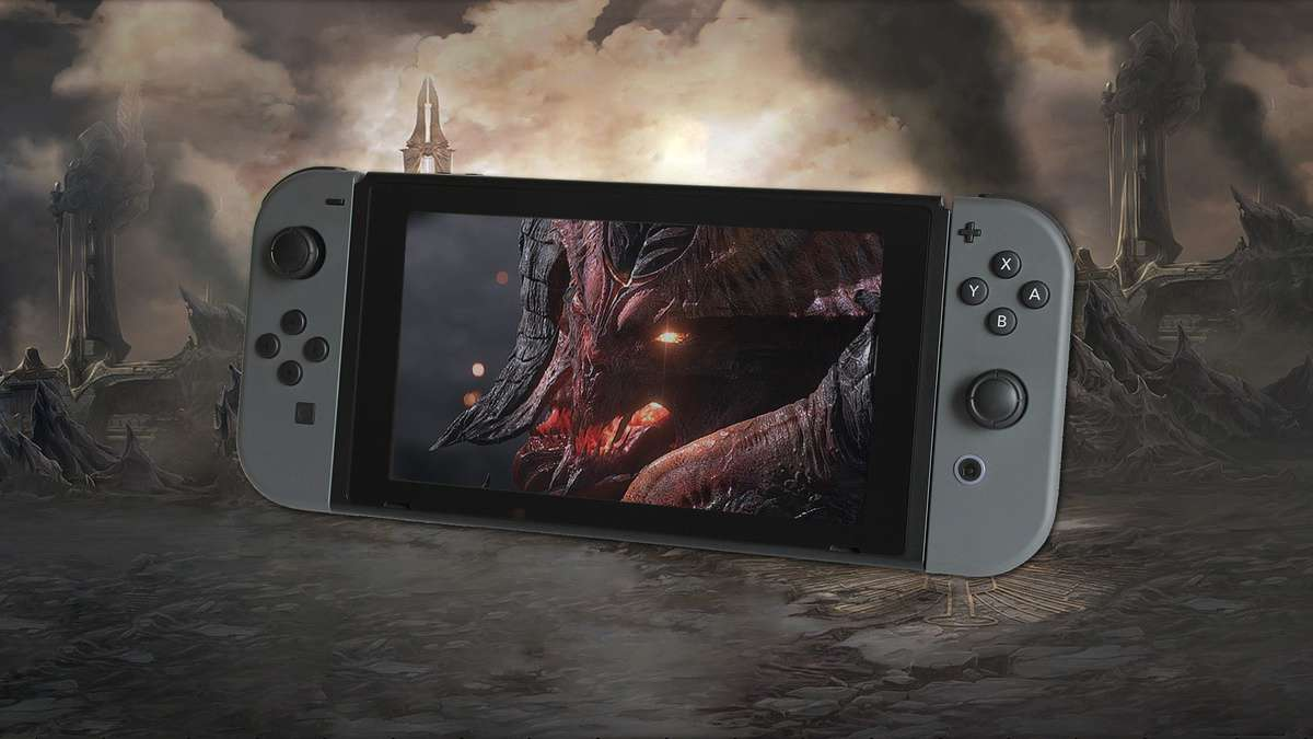 Diablo 3 for Nintendo Switch Will Have These New Features