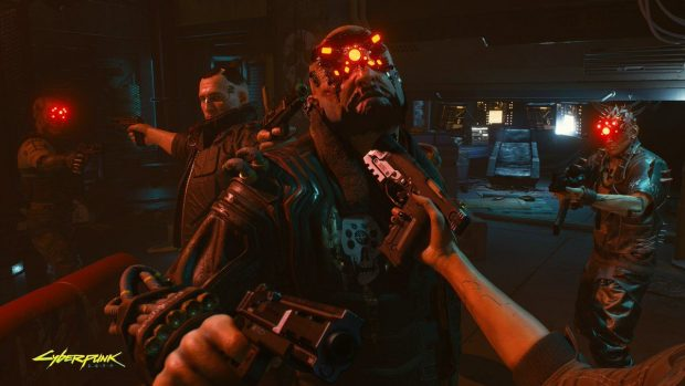 CD Projekt Red Explains How Cyberpunk 2077 Weapons Work