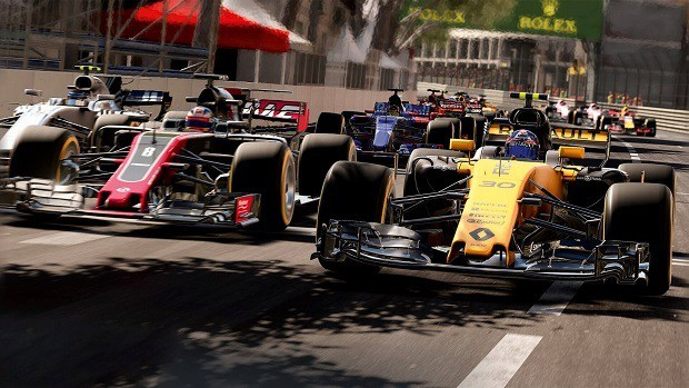 F1 2018 Car Setup Guide