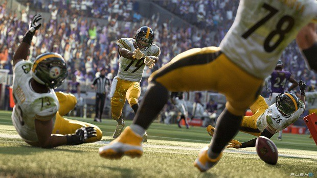 Madden NFL 19 Passing Guide