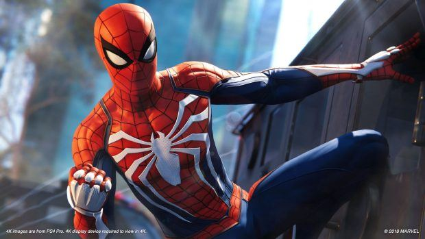 The PS4 Spider Man Universe Will Be Included In Marvel Comic Book Canon