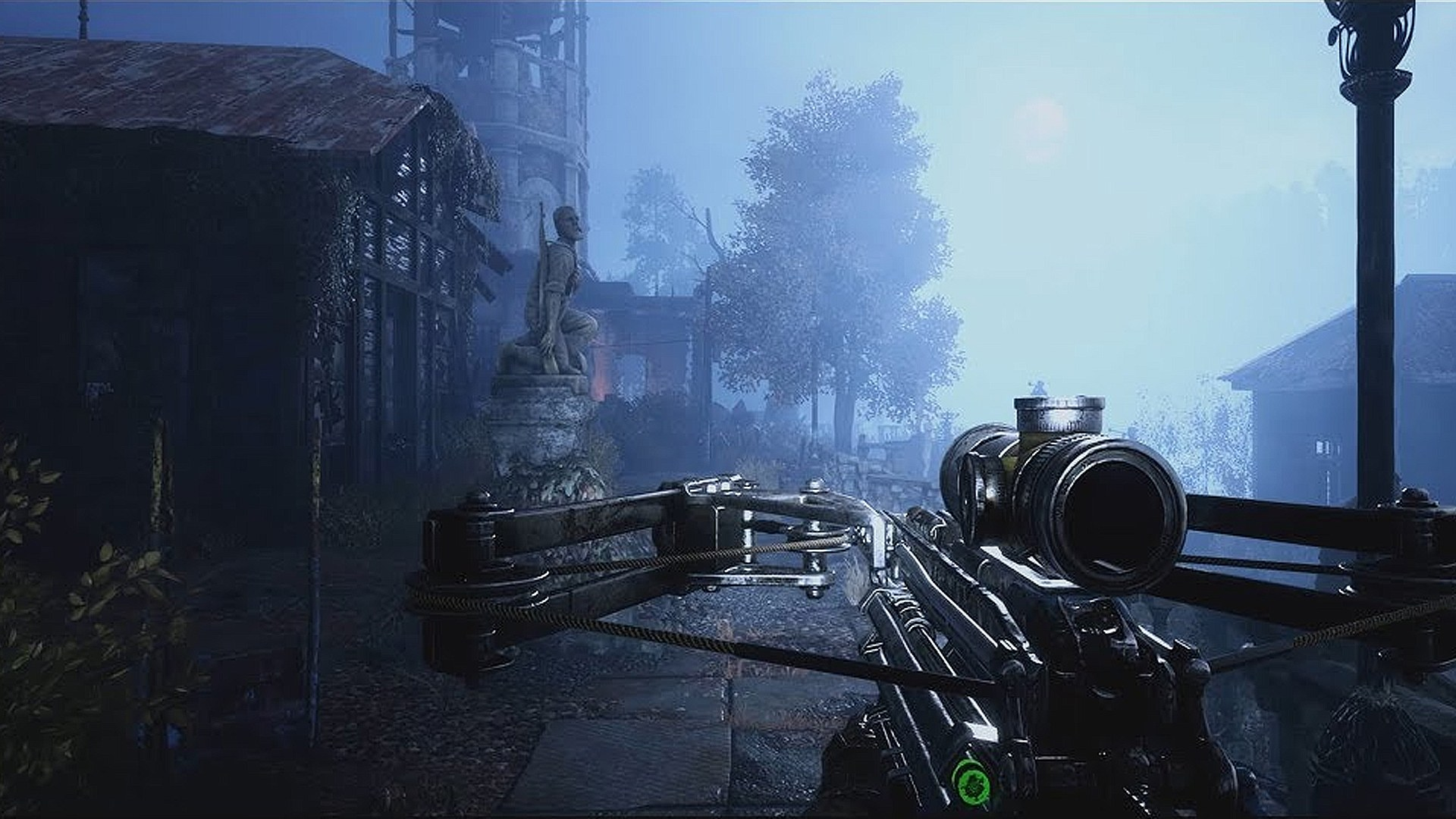 Metro Exodus Trailer Reveals the Terrors of the Night