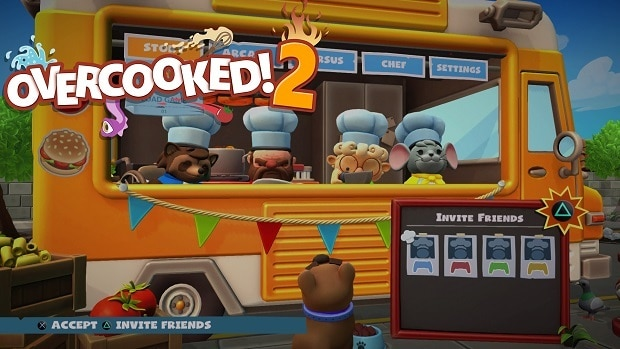 New Game Plus Mode For Overcooked 2 In The Works