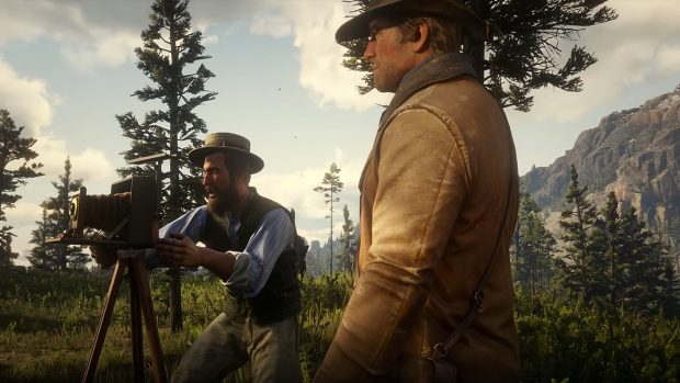 Red Dead Redemption 2 PS4 - Carleton Watkins - Red Dead Redemption II, Red Dead Online
