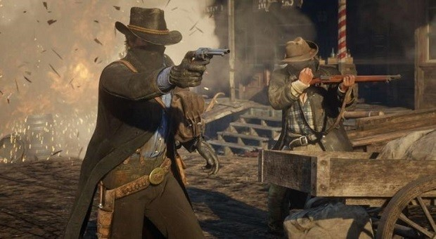 Red Dead Redemption 2 Gameplay Trailer, Red Dead Online beta