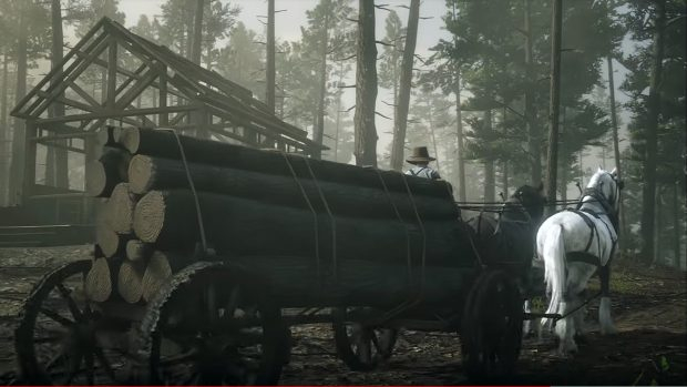 Red Dead Redemption 2 - Structures