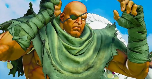 Sagat And G Arrive In Street Fighter 5 at EVO 2018