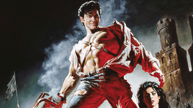 Bruce Campbell To Return As Ash in Upcoming Evil Dead Video Game