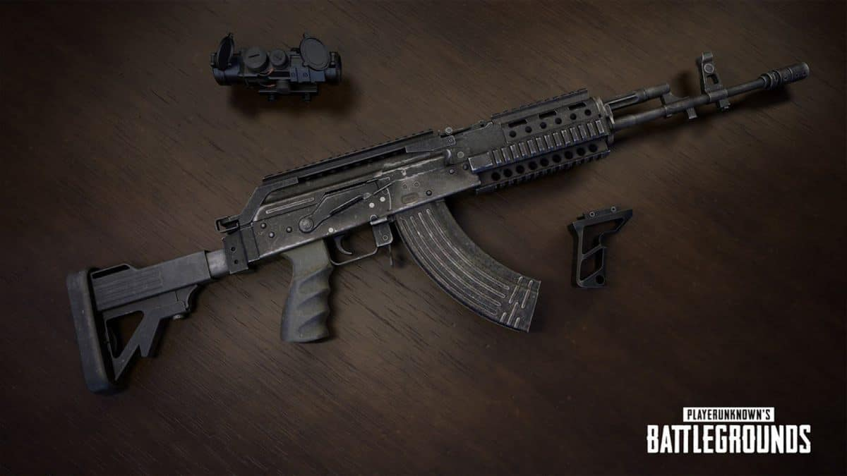 PUBG Patch 20 Brings The Beryl M762 Rifle With More Improved Content