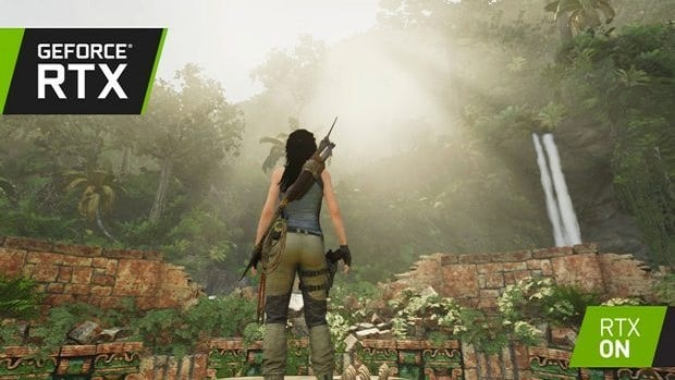 Nvidia RTX 2080 Ti Shadow Of The Tomb Raider