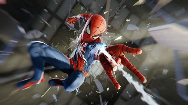 Spider-Man Launch Day Patch Content Leaked Online