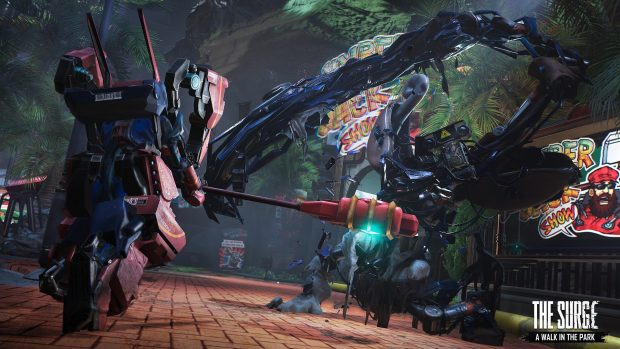 The Surge 2 Review: A Good Attempt But Pretty Uninspired