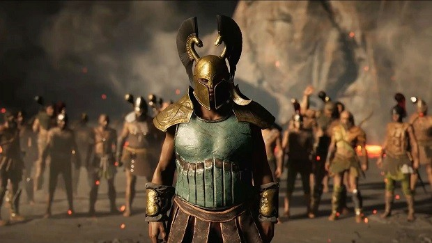 You Can Play Leonidas After Assassin's Creed Odyssey November Update