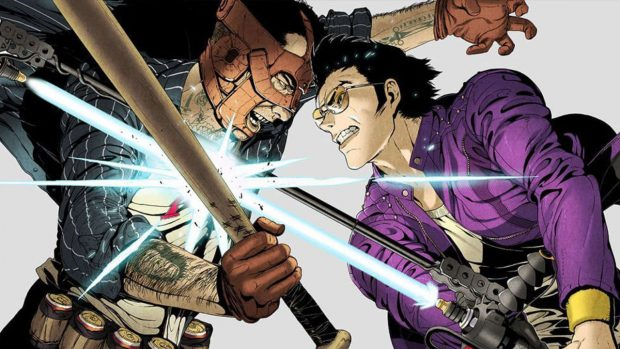 No More Heroes Switch Port May Be Coming, Taiwanese Rating Given