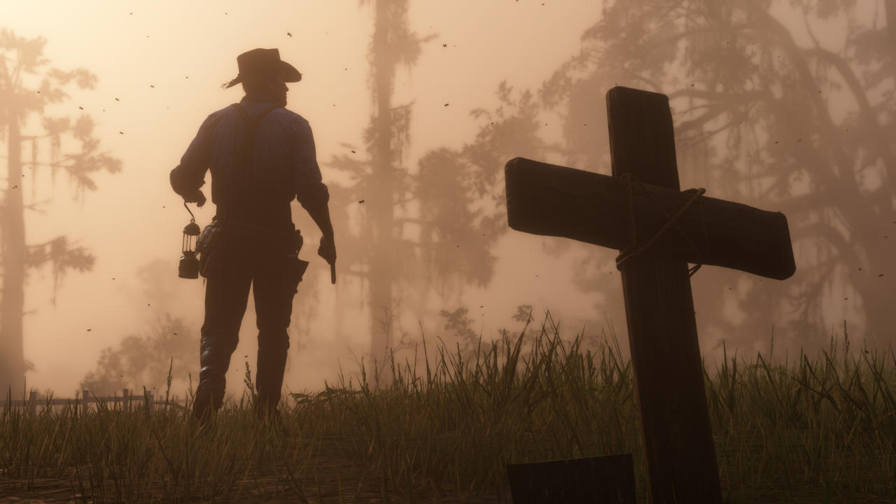 The Last Of Us Director Isn't Happy With The Lack Of Freedom In Red Dead Redemption 2