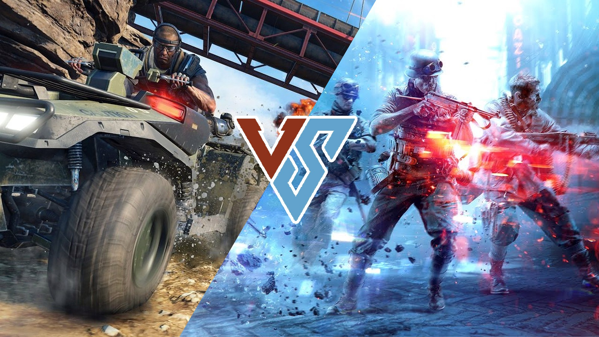 Black Ops 4 vs Battlefield V – Everything to Know About Their Battle Royale Modes