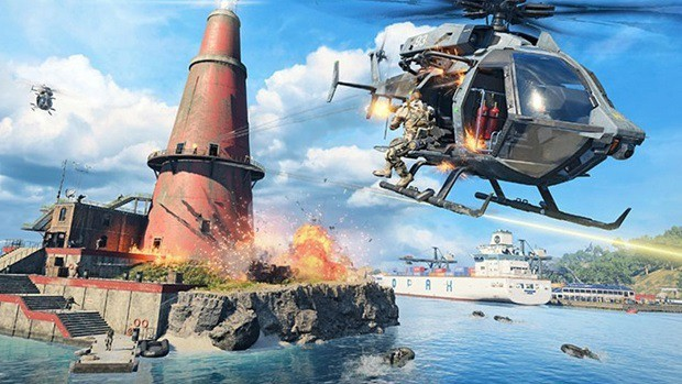 Call of Duty: Black Ops 4 Blackout Perks Guide