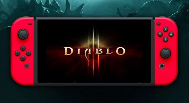 Diablo 3 For Switch