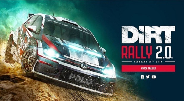 Codemasters Announces Dirt Rally 2.0 With A Trailer