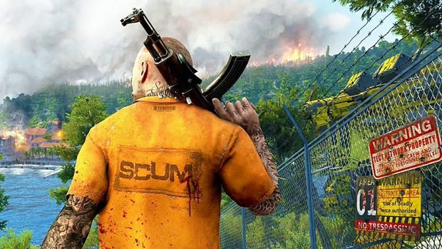 SCUM Character Customization guide