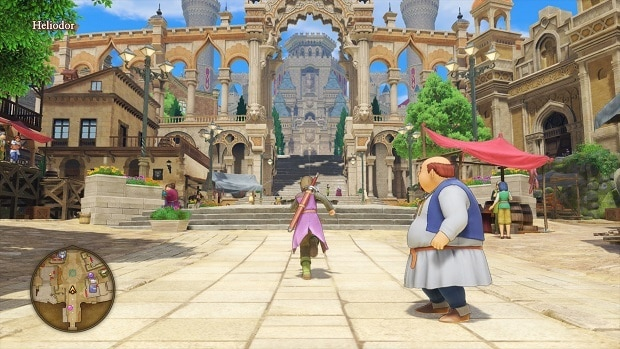 Dragon Quest XI Red Doors Locations Guide