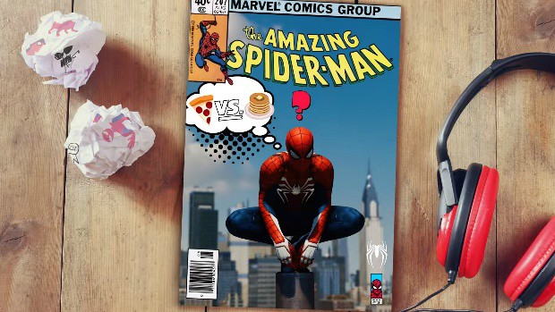 You Can Create Custom Comic Covers Using Marvel's Spider-Man Photo Mode