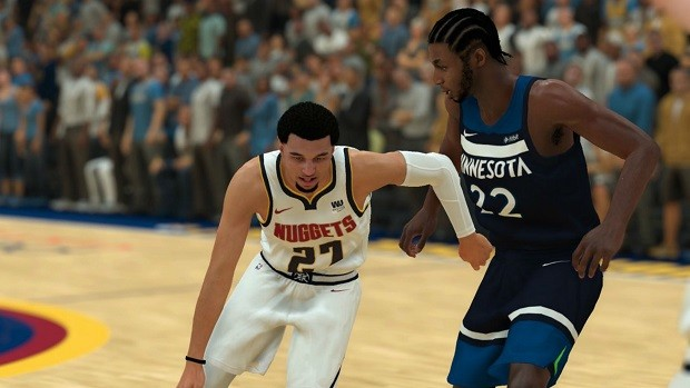 NBA 2K19 Defense Controls Guide