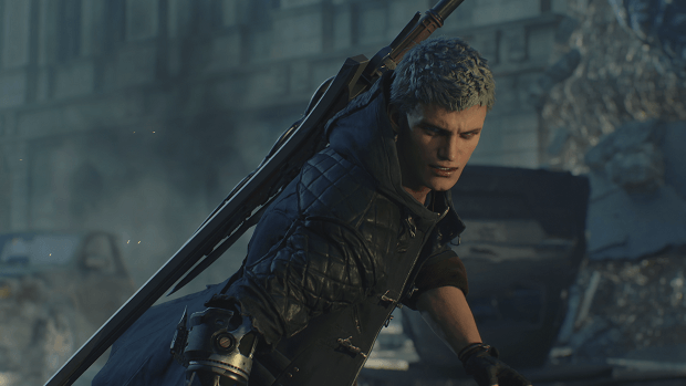 Devil May Cry 5 character upgrades