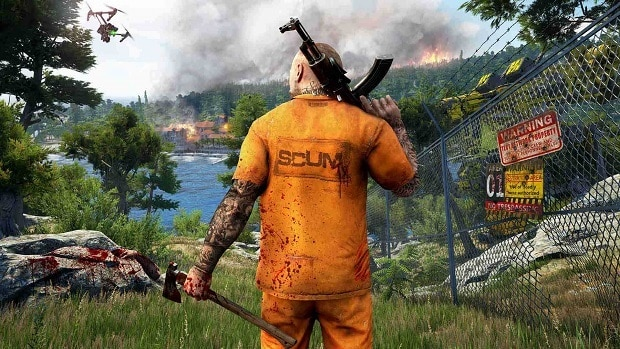 SCUM Hunting Guide – How To Track Animals, Hunt Animals, Tips