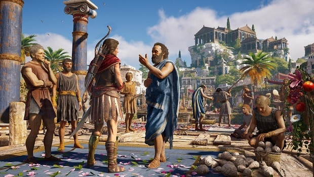 Assassin's Creed Odyssey Side Quests Walkthrough Guide