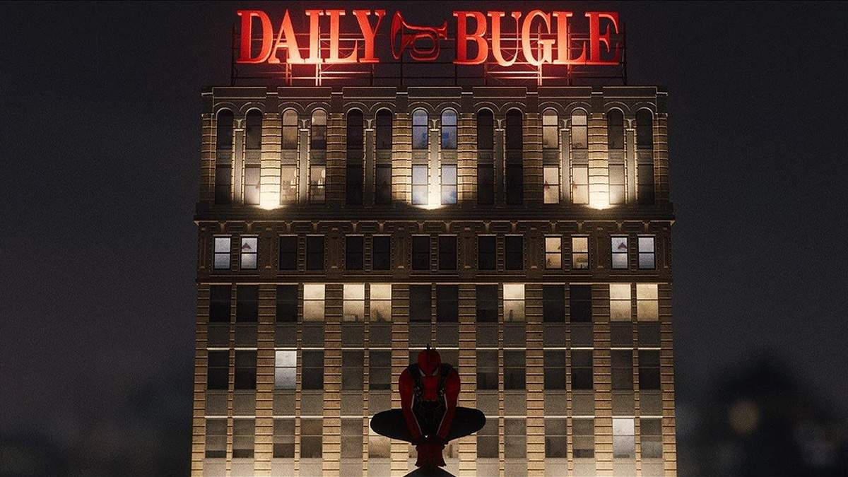Early Spider-Man PS4 Alpha Leaked Footage Has This Glitch That Didn't Need Fixing